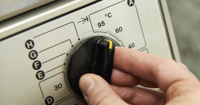 temperatur vaskemaskine