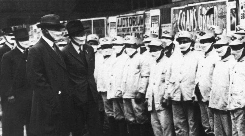 Mundbind 1918